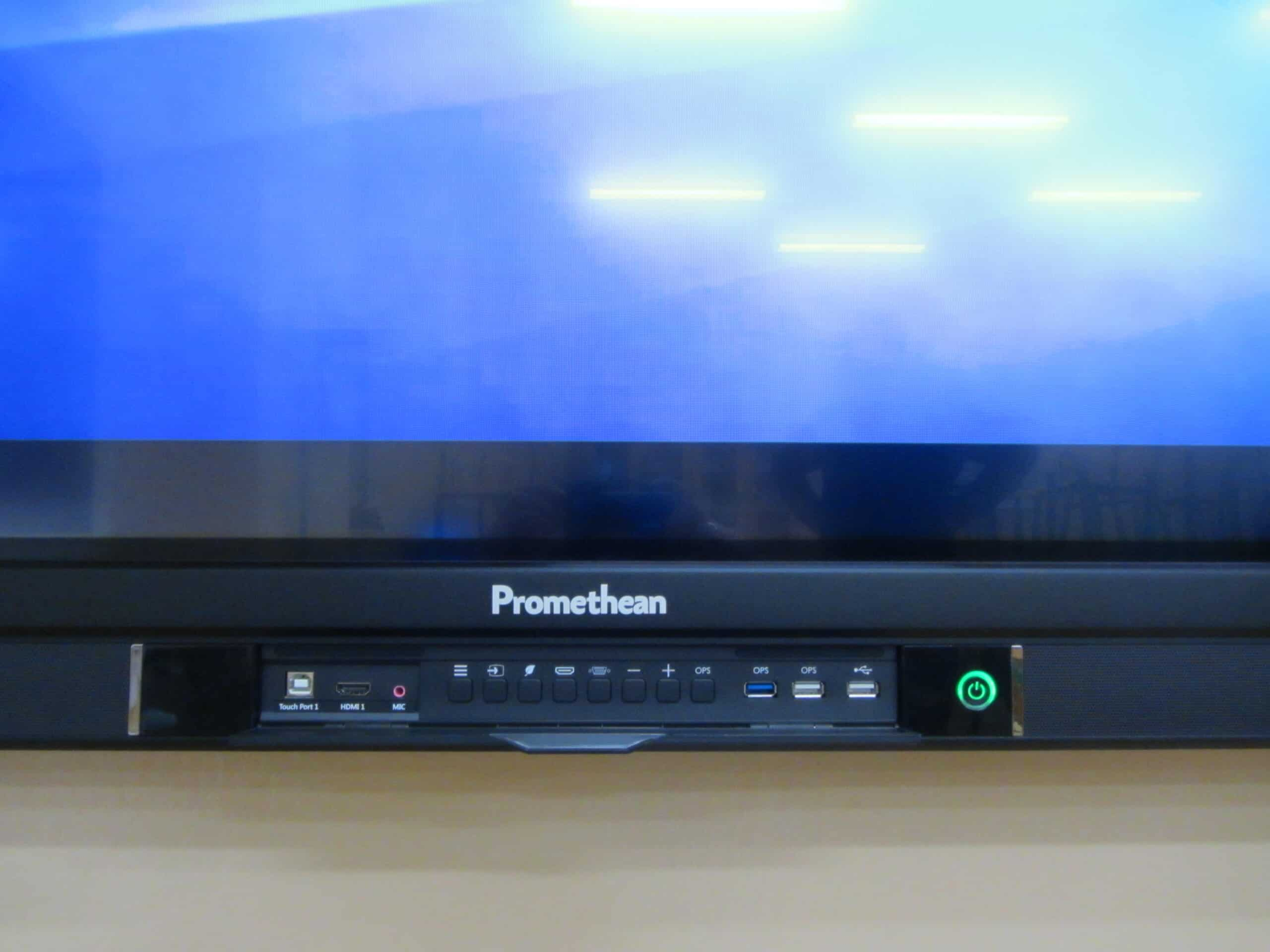 monitor Promethean